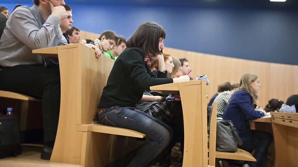Ständerat bewilligt über 28 Milliarden für Bildung und Forschung