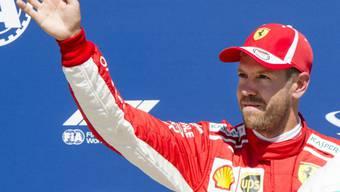 Sebastian Vettel feierte in Montreal seinen 50. Sieg in der Formel 1