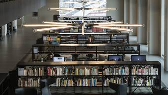 Karger-Bibliothek bleibt geschlossen. (Symbolbild)