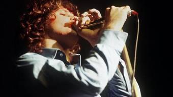 Mit 27 Jahren gestorben: Jim Morrison