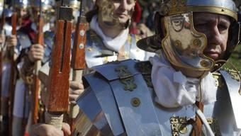 Rom verbietet Dreharbeiten im Circus Maximus (Archiv)