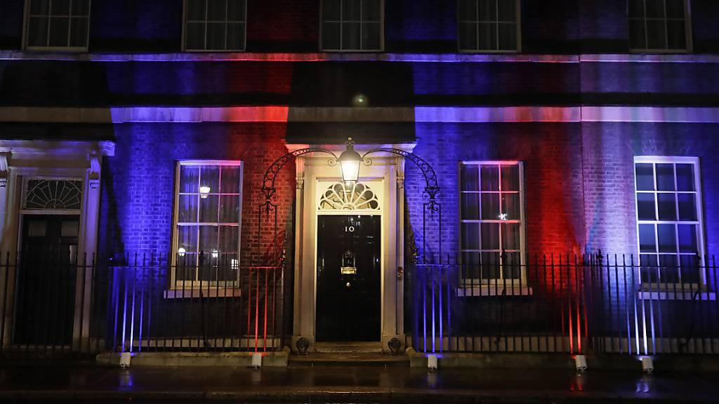 Grossbritannien ist aus der Europäischen Union ausgetreten