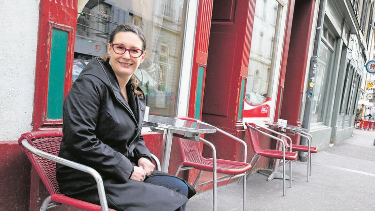 Kerstin Wenk, Gewerkschaftssekretärin beim VPOD und Grossrätin. (Archivbild)