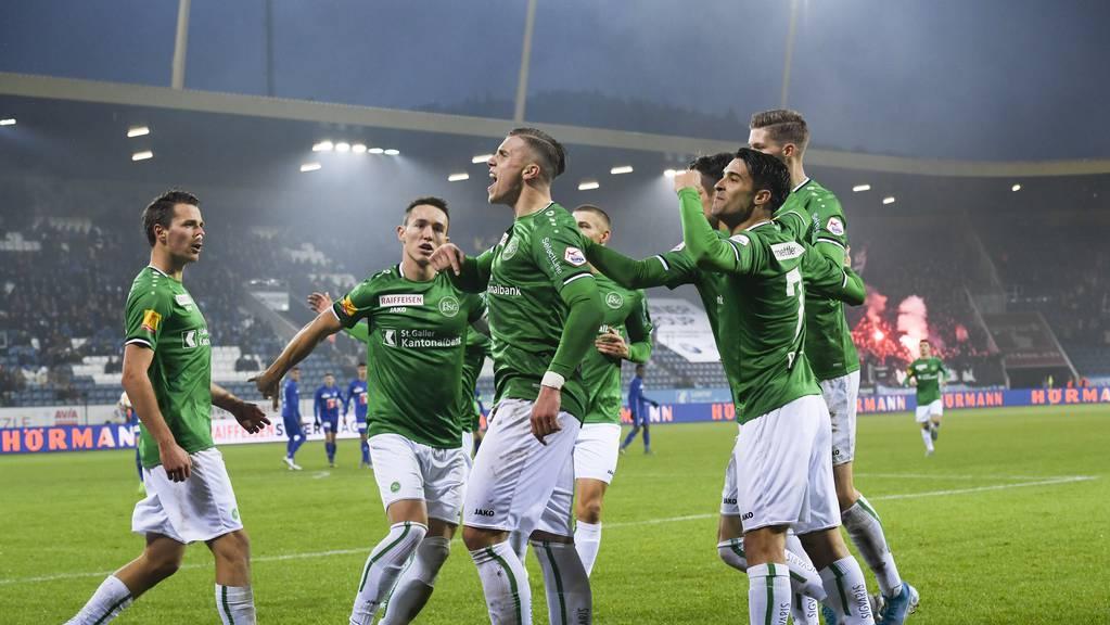 Bejubeln die Espen 2020 ihren dritten Meistertitel?