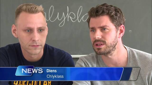 Berner Rap-Formation Chlyklass kehrt nach 10 Jahren zurück