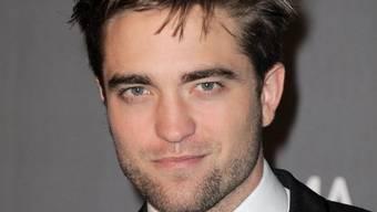 """Twilight""-Star Robert Pattinson (Archiv)"