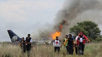Den Flugzeugunfall im mexikanischen Bundesstaat Durango Ende Juli überlebten alle 103 Menschen an Bord. Dutzende Passagiere wurden verletzt, einige schwer.