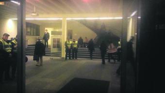 Polizei-Einsatz an der Uni Basel (Symbolbild)