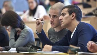 Studenten fallen der öffentlichen Hand finanziell weniger zur Last als auch schon.