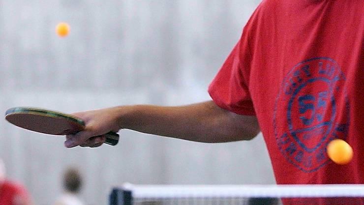 Tischtennis ist am Wochenende Trumpf in der Stadthalle Olten.