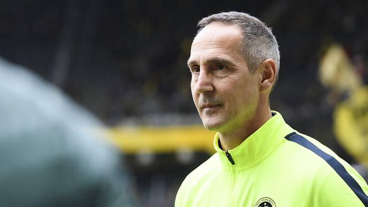 Der nächste Prüfstein für YB und Trainer Adi Hütter heisst St. Gallen