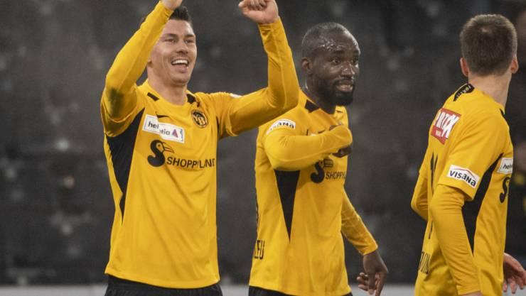 Die Young Boys bieten ihren Fans gegen den FC Zürich wieder einmal eine Gala