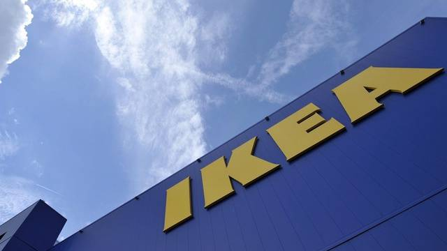 Das Möbelhaus Ikea wurde während sechs Monaten erpresst. (Archiv)