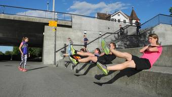 Bootcamp Stadt Solothurn