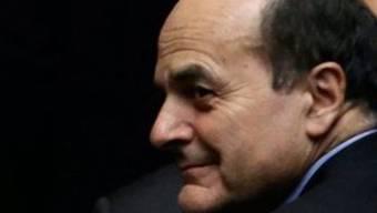 Seine Zeit als Parteipräsident ist vorbei: Pier Luigi Bersani