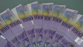 Darum geht es: 300 dieser schönen Scheine, also 300000 Franken haben oder nicht haben.