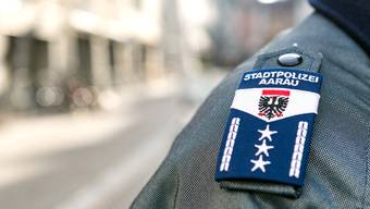 Die Stadtpolizei Aarau legt erstmals einen Quartalsbericht vor.
