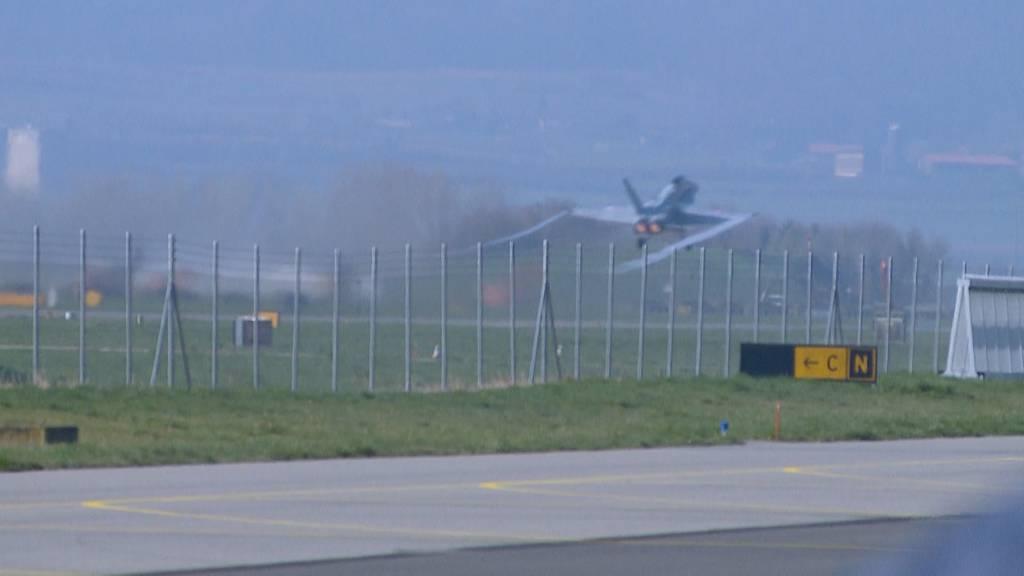 """Ständerat sagt """"Ja"""" zu neuen Kampfjets"""