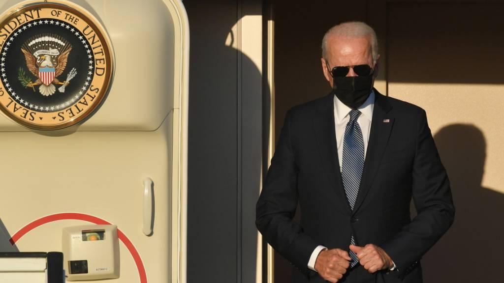 Biden will mit neuer Regierung in Israel zusammenarbeiten