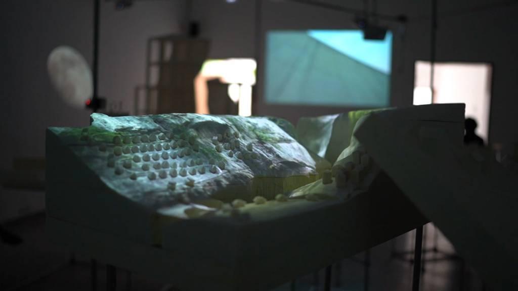 Schweizer Auftritt an der Biennale in Venedig hinterfragt Grenzen