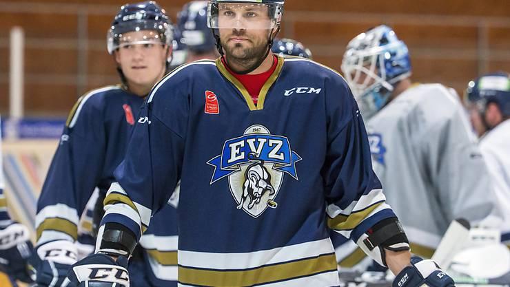 Der Schwede Viktor Stalberg leitete beim 3:2 von Zug auswärts gegen Grodno mit dem 1:1 die Wende ein