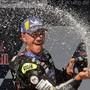 Eine von zwei Rennsiegen von Dominique Aegerter in der MotoE in Jerez: Im Nächsten Jahr will der Berner den Gesamtsieg