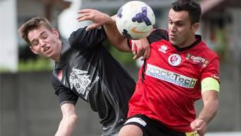 Das bisher letzte Derby zwischen Solothurn und Wangen endete in der Rückrunde der vergangenen Saison wie so oft mit einem 1:1-Unentschieden. Marco Bieri