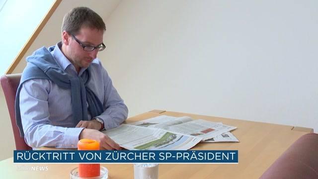 SP-Präsident Daniel Frei tritt zurück