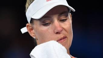 Seit dem Gewinn des US Open im Spätsommer 2016 wartet Angelique Kerber auf einen Grosserfolg