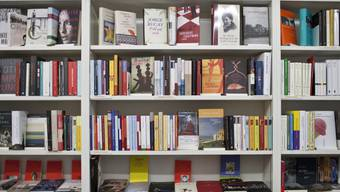 Ausrangierte Bibliotheksbücher finden eine neue Verwendung. (Symbolbild)