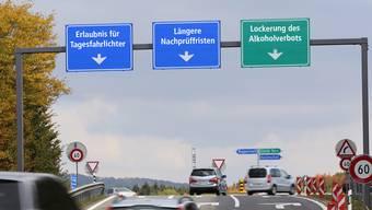 Im Laufe des Jahres 2017 treten diverse Neuerungen des Strassenverkehrsrechts in Kraft.