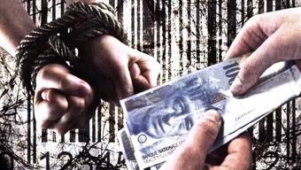 Vier Personen wurden in drei Milieubetrieben verhaftet wegen Verdachts auf Menschenhandel.