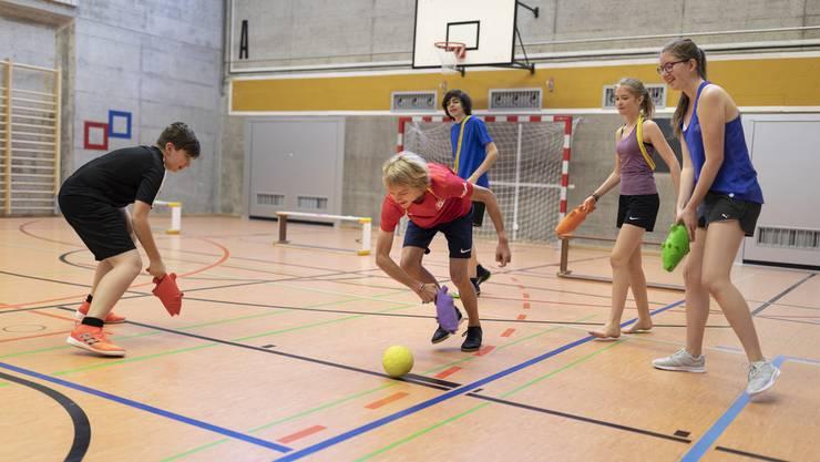 Treiben Kinder keinen Sport, hat das gravierende Folgen. (Archivbild)