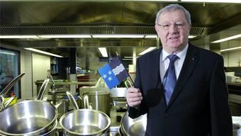 «Im Aargau sind 95 Prozent der Restaurants sauber genug», sagt Josef Füglistaller, Präsident von Gastro Aargau.