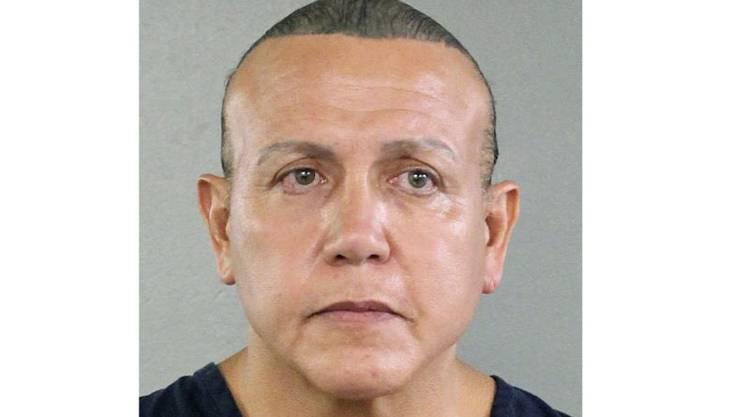 Cesar Altieri Sayoc droht wegen der an prominente Kritiker von US-Präsident Donald Trump verschickten Briefbomben eine lebenslange Haftstrafe. (Archivbild)