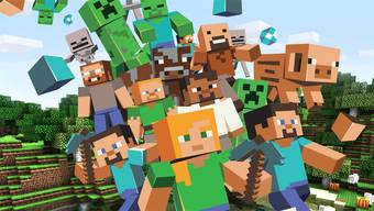 Alles aus Klötzchen: «Minecraft».