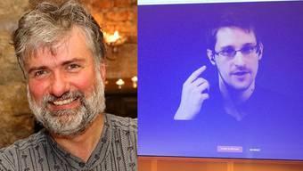 Der reformierte Wettinger Pfarrer Lutz Fischer setzt sich für Asyl für den Whistleblower Snowden ein.