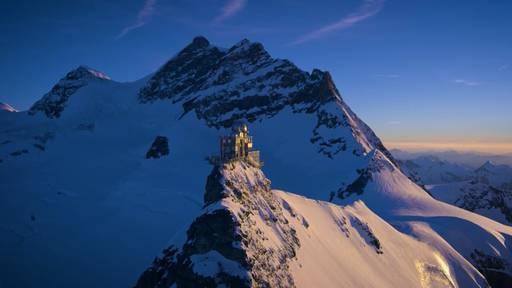 Alltag Jungfraujoch