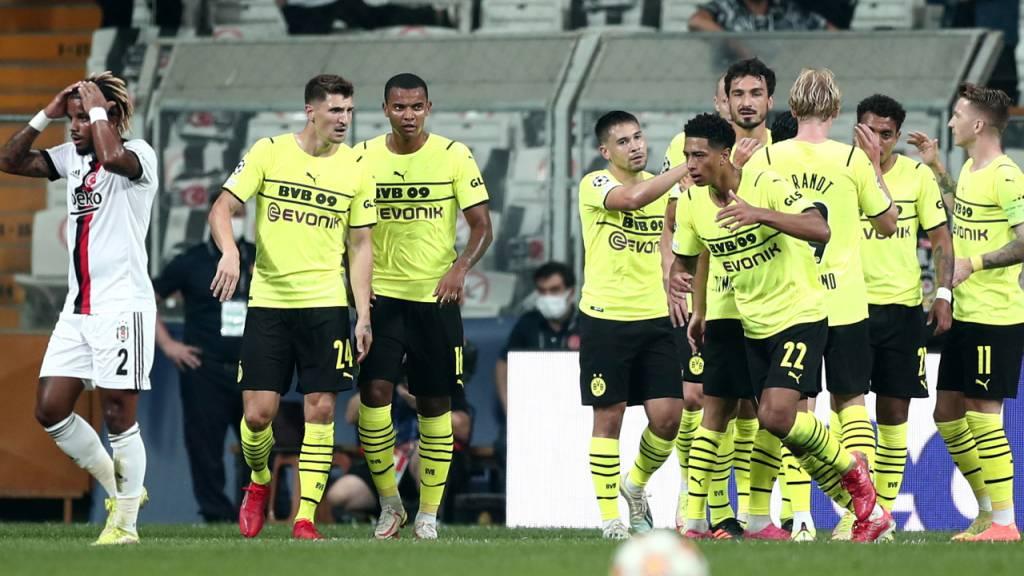 Milan und Inter geschlagen, City und Ajax im Torfieber