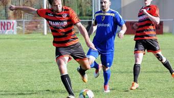 Rodrigo Tosi möchte auch gegen den FC Olten ins Schwarze treffen.