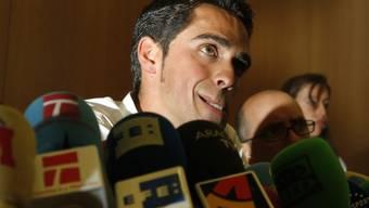 Die UCI verlangt die Einleitung eines Dopingverfahrens gegen Alberto Contador
