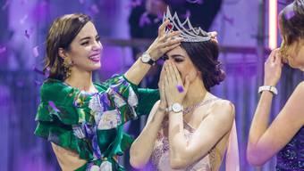 Miss Schweiz 2018