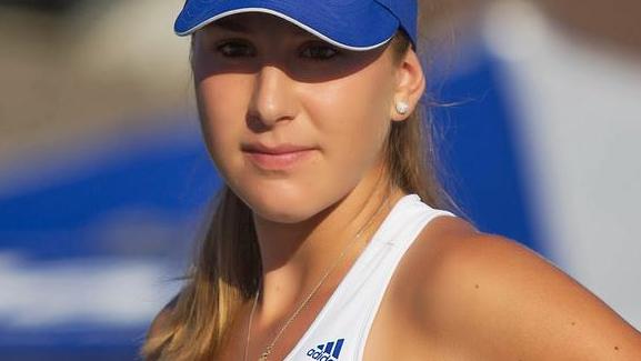 Belinda Bencic startet souverän in die US-Open