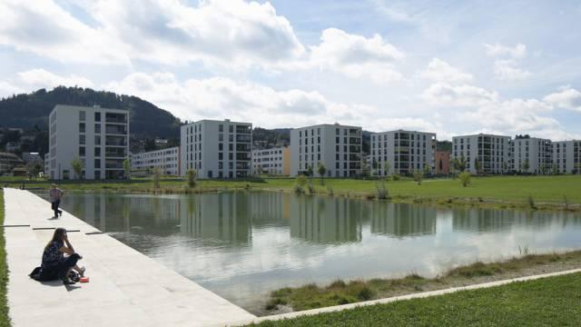 Der Liebefeld Park im bernischen Köniz (Archiv)
