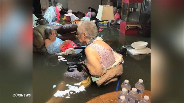 Sturm Harvey verwüstet Houston