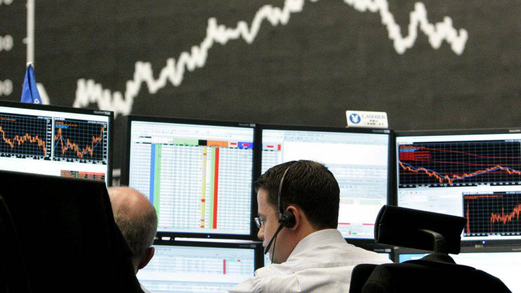 Die Aktienmärkte finden kurz vor Jahresende keinen Boden: Auch in der Schweiz fallen die Kurse am Donnerstag weiter. (Themenbild)