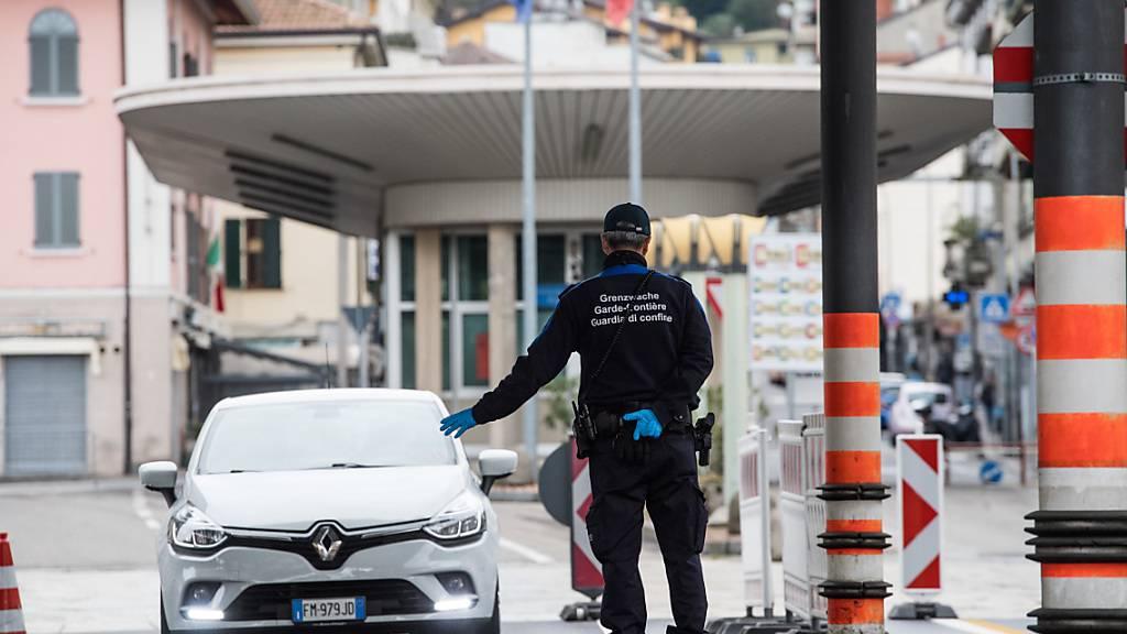 Neue Grenzkontrollen im Süden aus Sicht des Bund bisher erfolgreich