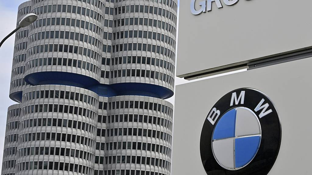 BMW verkauft zu Jahresbeginn ein Drittel mehr Autos