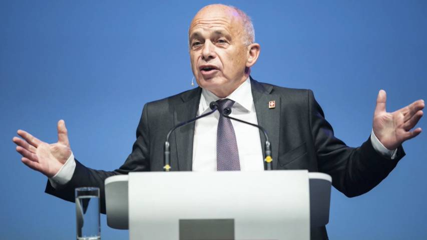 Happy Birthday, Herr Bundesrat: Ueli Maurer wird 70