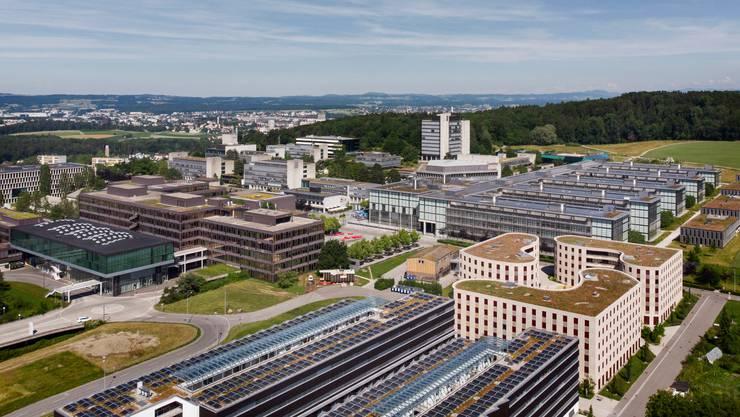 Namentlich die ETH - im Bild der Campus Hönggerberg in Zürich - würde leiden, wenn die Schweiz bei Horizon nicht mehr voll assoziiert wäre.